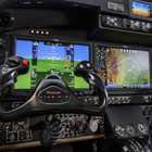 MC2 Completes a King Air 350 Aircraft Cockpit Modification for BIzav Operator
