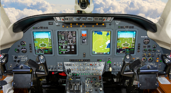 Mid-Canada Mod Center Completes Citation VII Flight Deck and Broadband Mods